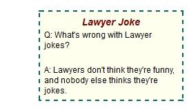 Lawyer-Joke